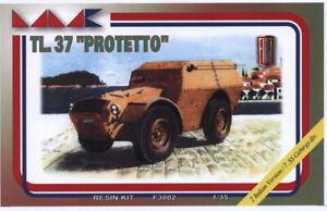 MMK 1/35 Fiat Tl 37 Protetto