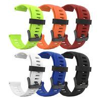 MoKo for Garmin Fenix  3/Fenix 3 HR Silicone Replacement Watch Band Strap 6 PACK