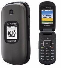 Samsung Gusto 2 SCH-u365 Camera GPS Bluetooth CDMA Flip VERIZON Cell Phone USED