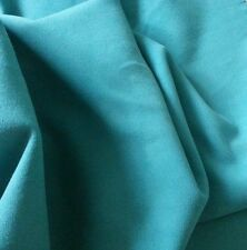Small Goat Suede Skin Turquoise Jade Hides Leather Craft Soft Thin Silky 4 sqft