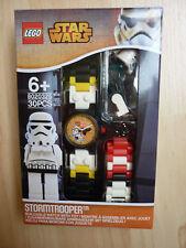 Lego Star Wars Stormtrooper Armbanduhr mit MiniFigur Spielzeug 8020325