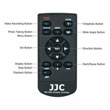JJC RM-D89 IR Remote Control re. CANON WL-D89 wireless Controller for HF M50