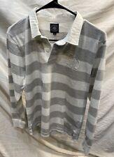 New listing Jpress Grey Rugby Shirt Size Medium