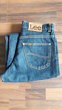 Lee Herren Jeans Brooklyn  Blau Stonewashed W31 L30