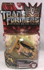 Transformers Movie 2 ROTF Revenge Of The Fallen Deluxe Rampage MOSC