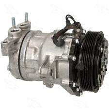 A/C Compressor 98576 fits 02-05 Jeep Liberty 3.7L-V6 BROKEN ONLY FOR PARTS
