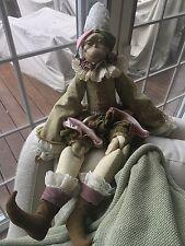 Katherine's Collection By Wayne Kleski Monkey Doll