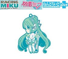Good Smile GT Project Racing Miku 2017 Nendoroid Plus Trading Rubber Strap E NEW