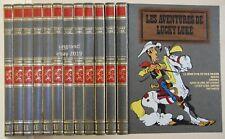 LUCKY LUKE X 12 = 59 BD collection intégrale complète ROMBALDI Morris Goscinny