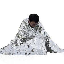 Outdoor Waterproof Thermal Emergency Blanket Survival Rescue First Aid Tools