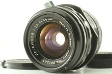 【MINT】 Nikon PC Nikkor 35mm f2.8 Perspective Control Shift MF Lens from Japan