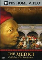 Empires: The Medici Godfathers of the Renaissance [New DVD] Widescreen