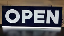 Open Led Sign Cool Design Large Bright for Retail ,Restaurant Store,Shop