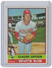 1976 Topps Regular - Claude Osteen - Chicago White Soxs - 488 - Good