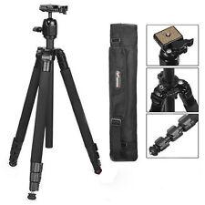 1626mm Profesional Soporte Trípode Patas Extensibles para Cámara DSLR Canon Sony