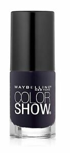 Maybelline Color Show Streak Free Nail Polish in 97 Color Options