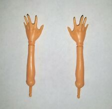 Monster High Toralei Stripe doll ARMS/HANDS *Great Scarrier Reef