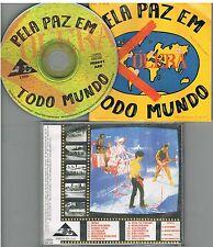 Cólera – Pela Paz Em Todo Mundo CD, 1999