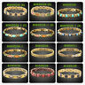 Women Men Copper Magnetic Bracelet Therapy Arthritis Pain Healing chain Bangle