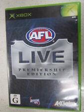 AFL live premiership xbox