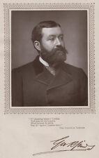 c.1880's PHOTO WOODBURYTYPE 'THE THEATRE' - GEORGE SIMS