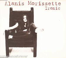 ALANIS MORISSETTE - Ironic (UK 4 Track CD Single)