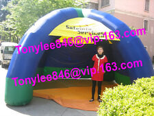 inflatable tent with 4legs,party & event tent with blower,15ft wide