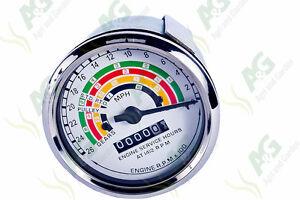 Tachometer Clock (Anti Clockwise) suits Fordson Dexta