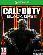 CALL OF DUTY BLACK OPS III (3) XBOX ONE BRAND NEW FAST DELIVERY!