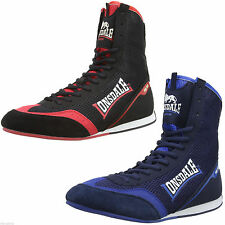 Mens Lonsdale Mitchum 1 Pro Lightweight Boxing Boot Sports Trainers