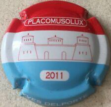 Capsule de champagne DELPORTE Yves (37a. Placomusolux 2011)