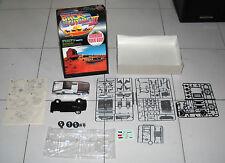 Model Kit BACK TO THE FUTURE Part III Stainless Mekki Body 1:24 Aoshima Auto