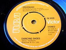 "HOUSEBAND - DANCING SHOES  7"" VINYL"