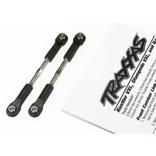 Traxxas TRA3643 Camber Link Turnbuckles(2) Rear 49mm: Slash 4x4 Stampede 2wd/4x4
