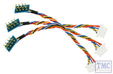 DCC-8P7JST DCC Concepts OO Scale 8 Pin Harness with 7 Pin JST Decoder Plug (3)