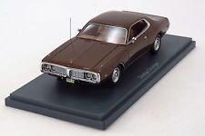 NEO SCALE MODELS 44750 - Dodge Charger 2-door 1973 - 1/43