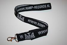 Ramp Records Schlüsselband / Lanyard NEU!!
