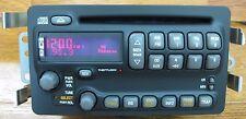 UNLOCKED ~2000-2005 PONTIAC BONNEVILLE AM FM CD RADIO STEREO 9391832 MINT/NEW