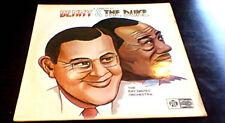 RAY DAVIES ORCHESTRA BENNY & THE DUKE QUAD UK LP 1974 ALAN HAWKSHAW FUNK LISTEN