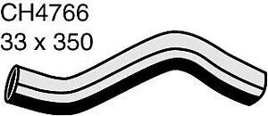Mackay Radiator Hose (Top) CH4766 fits Nissan Pathfinder 2.5 dCi 4x4 (R51)