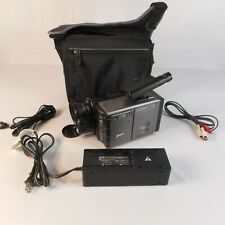 Zenith Camcorder VM6200 VHS-C (Marty McFly 1987) PARTS ONLY / AS IS