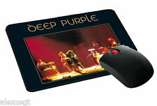 mouse pad, tappetino mouse DEEP PURPLE japan rock music pc computer desktop
