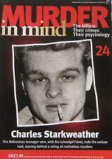 Murder in Mind Issue 24 - Charles Starkweather