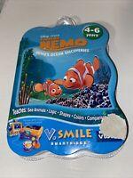 Vtech Vsmile Smartridge Disney's Finding Nemo Cartridge Game Learning System NEW