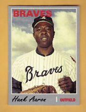 Hank Aaron '66 Atlanta Braves Monarch Corona Classic #16 MINT cond FREE SHIPPING