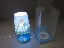 Mitzvah Kinder Night Lamp Blue Figure Playset