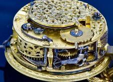 WOW! Charles Gretton Verge Fusee SELF STRIKING SONNERIE Oignon pocket watch 1678