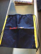 Red Bull Drawstring Bag promotional bag