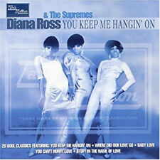 Diana Ross & The Supremes / You Keep Me Hangin On / 20 Track Comp / Motown 1997
