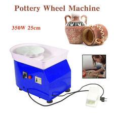 DIY Ceramic Work 350W 220V Ceramica Macchina Tornio Per Argilla Arte